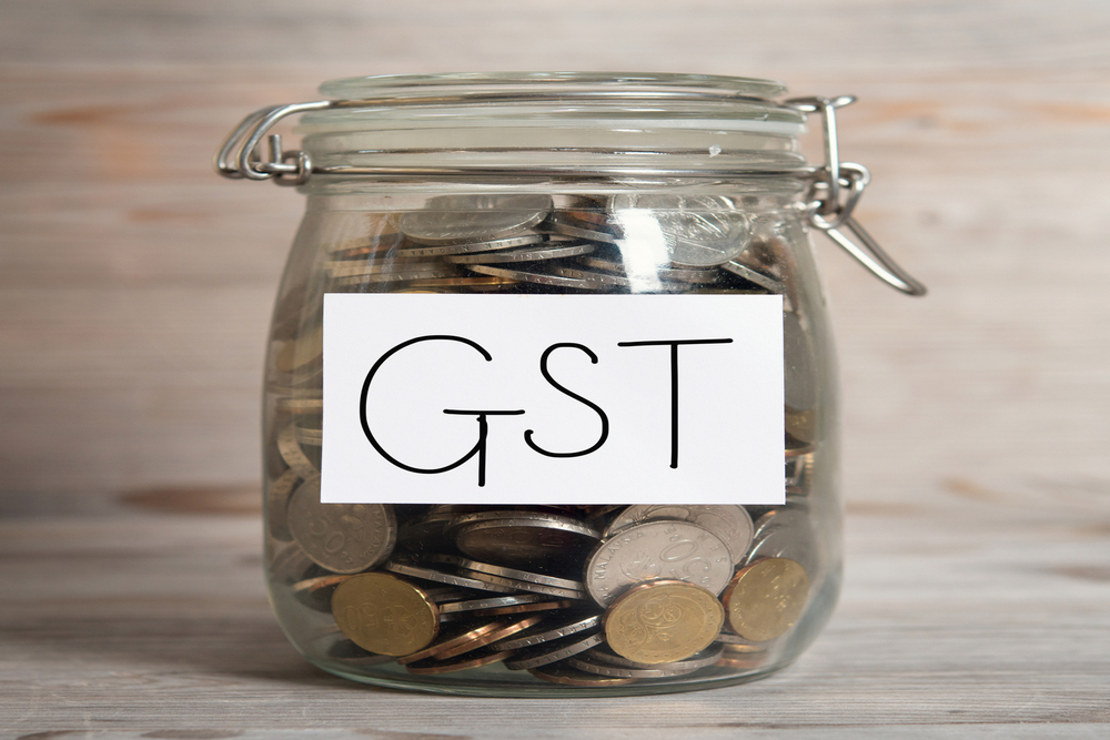 GST Collection From Centrally Administered Assessees Rise by 10.16% In September In Bengal