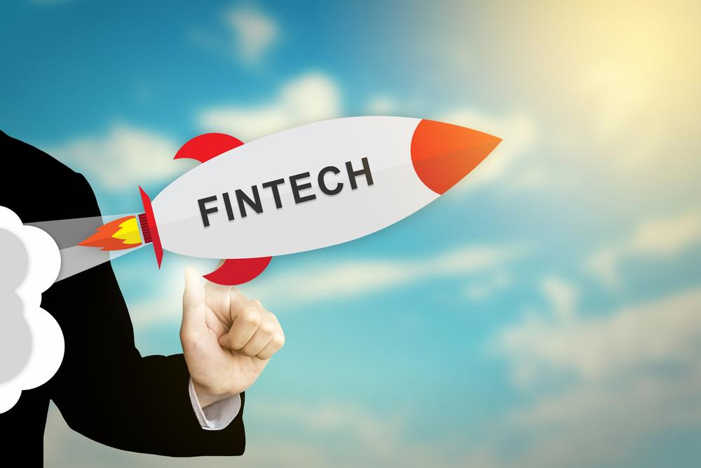 Beginning Of A Phenomenal Growth In FinTech Market