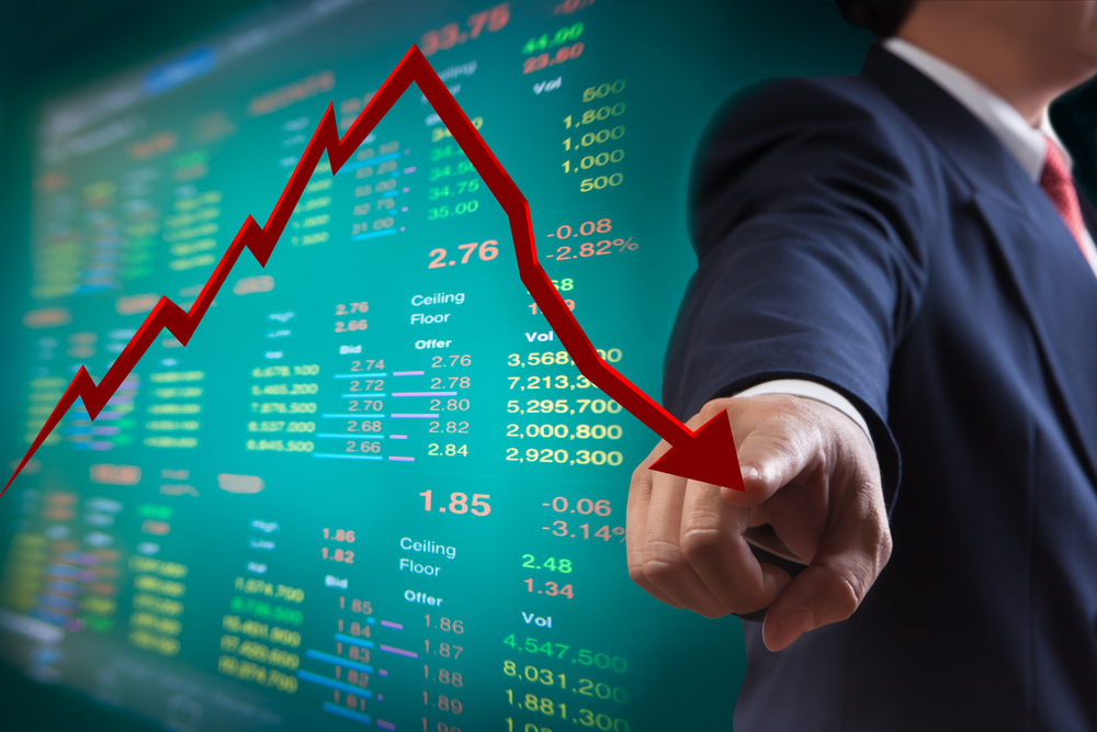 Sensex Falls Over 250 Pts In Early Trade; Nifty Slips Below 12,650