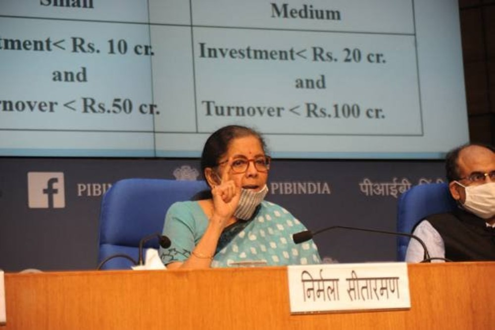 Industry Hails Stimulus Package As First Step Towards Self-Reliant India
