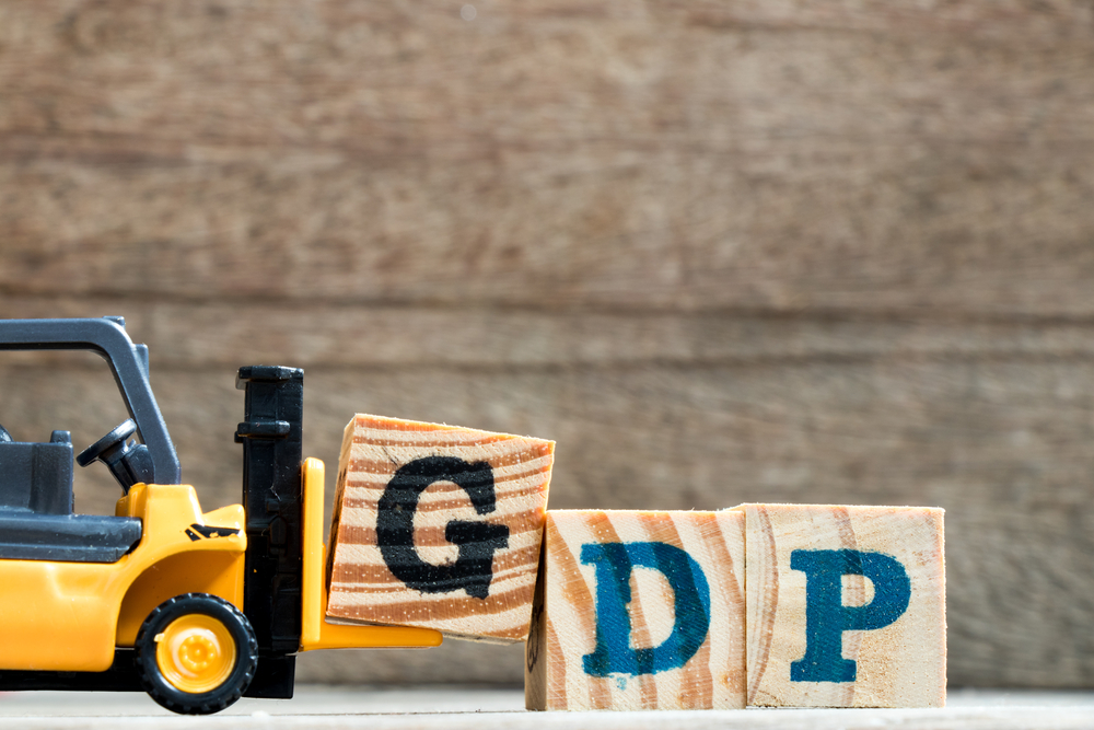 GDP Numbers A Big Jolt To $5 Trillion Dream