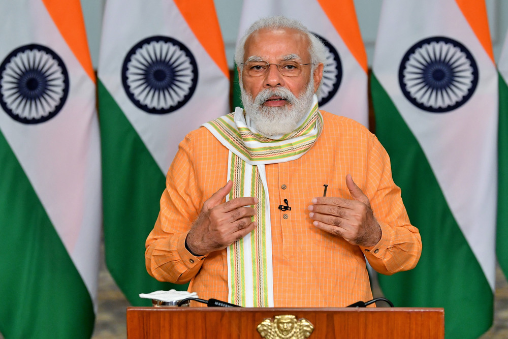 PM Modi Lures Global Corporates With Investment-Friendly Environment