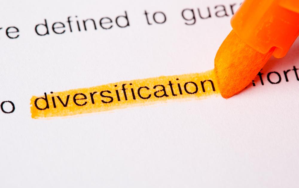 Portfolio Diversification Works Best During Volatility