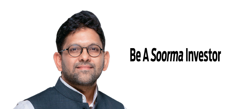 Be A Soorma Investor