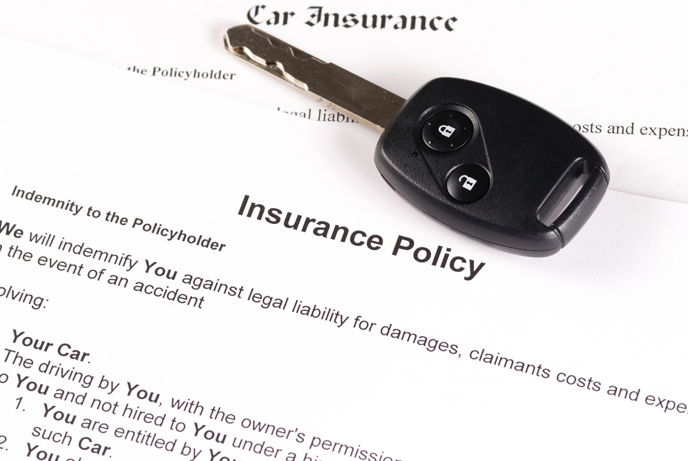 Five Rules For Buying Car Insurance