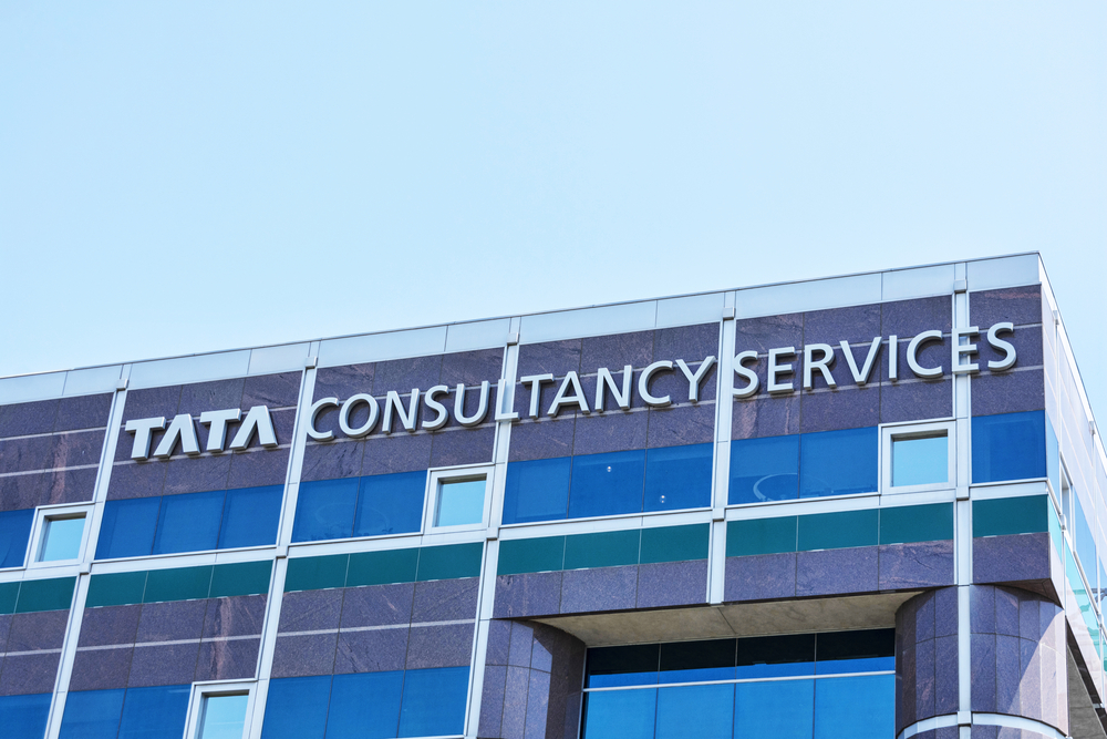 TCS M-Cap Crossed Rs 12 Trillion Mark On Company's Q3 Show