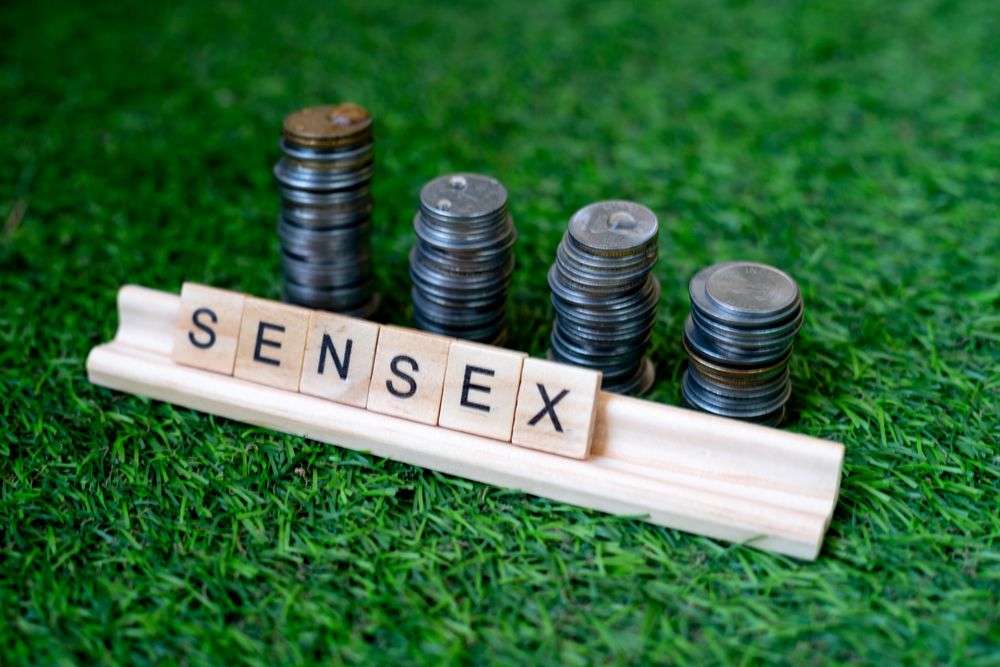Sensex Rises Over 120 Point In Early Trade; Nifty Tops 13,000