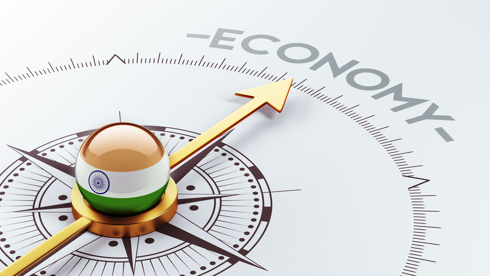 Indian Economy Contracts 7.3% in FY21, Worst in 40 Years