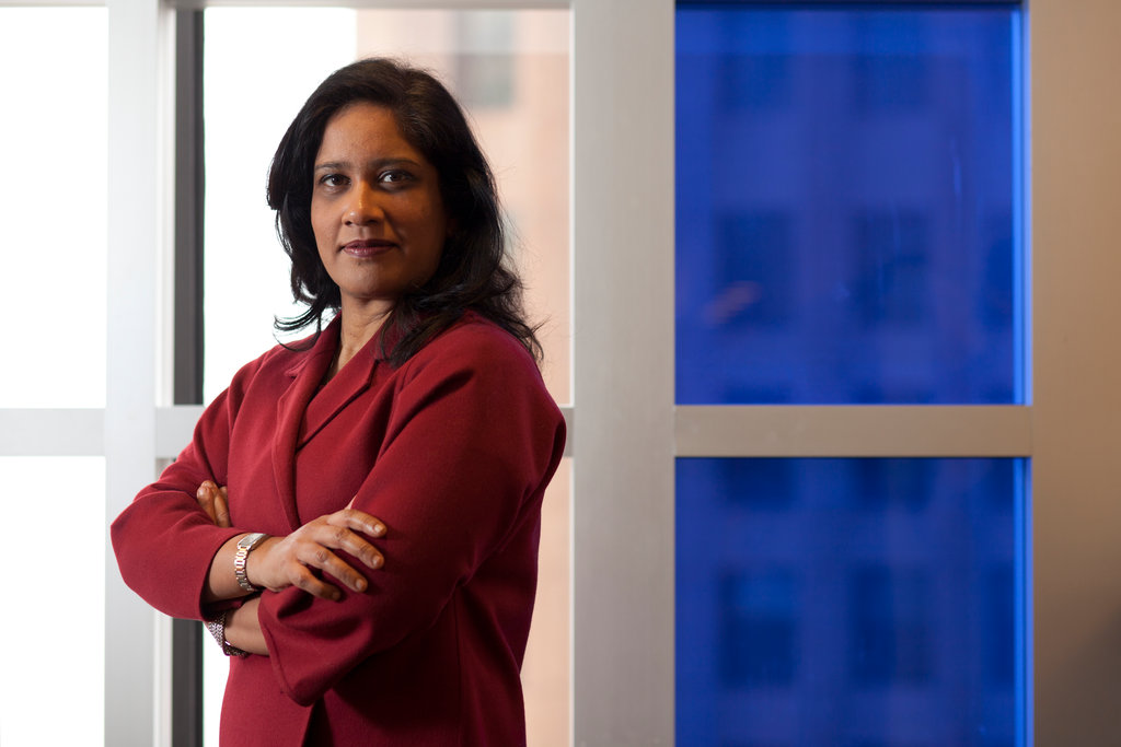 Indian-Origin Woman Takes Over As Fed Reserve Vice-President