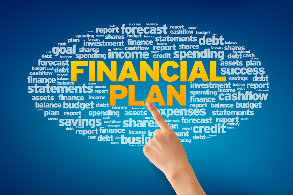 Getting Your Financial Plan In Place