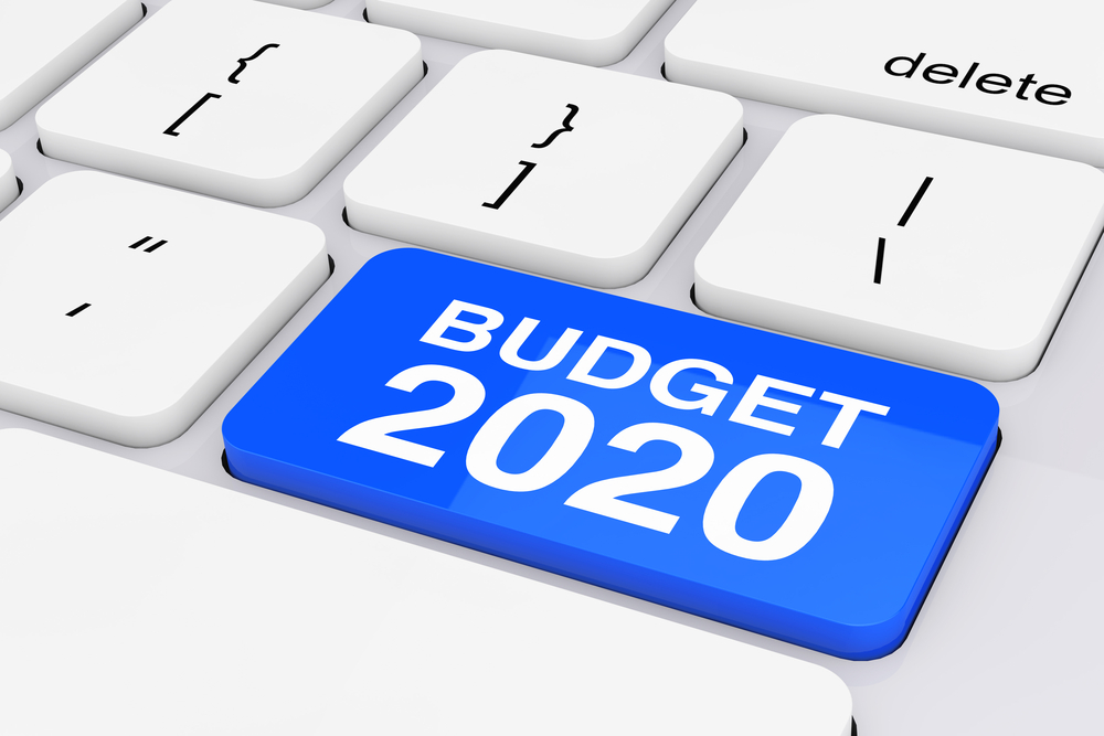 Budget 2020 Leaves A Lot Of Space Untouched