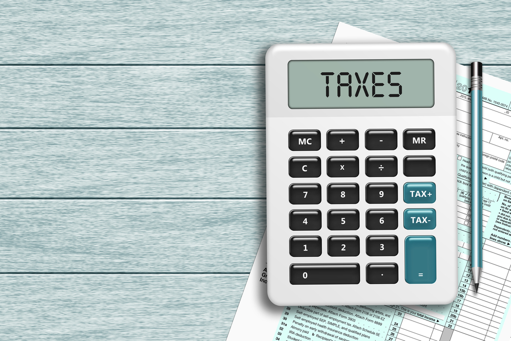 Don't Be A Fool, Plan For Your Taxes In April