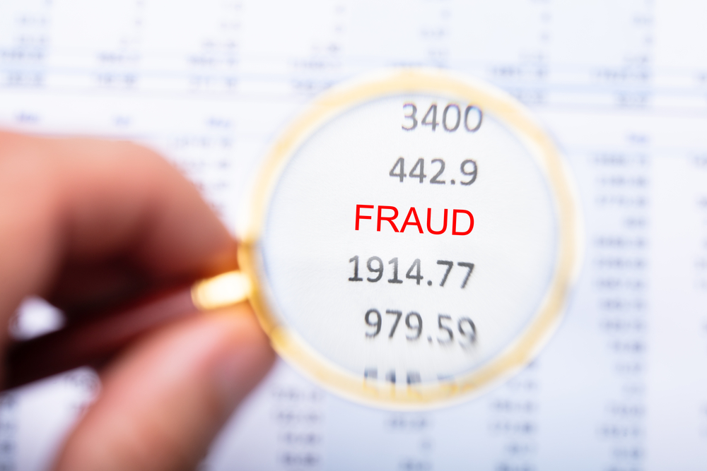 The Number Of GST Refund Frauds Stand At 637