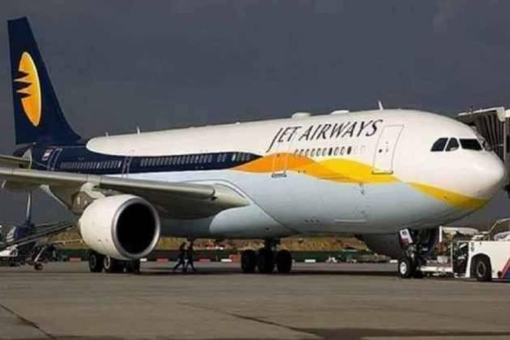 Jet Airways Stock Readies For Take-Off