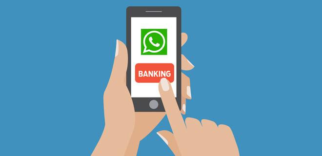 Banking On WhatsApp