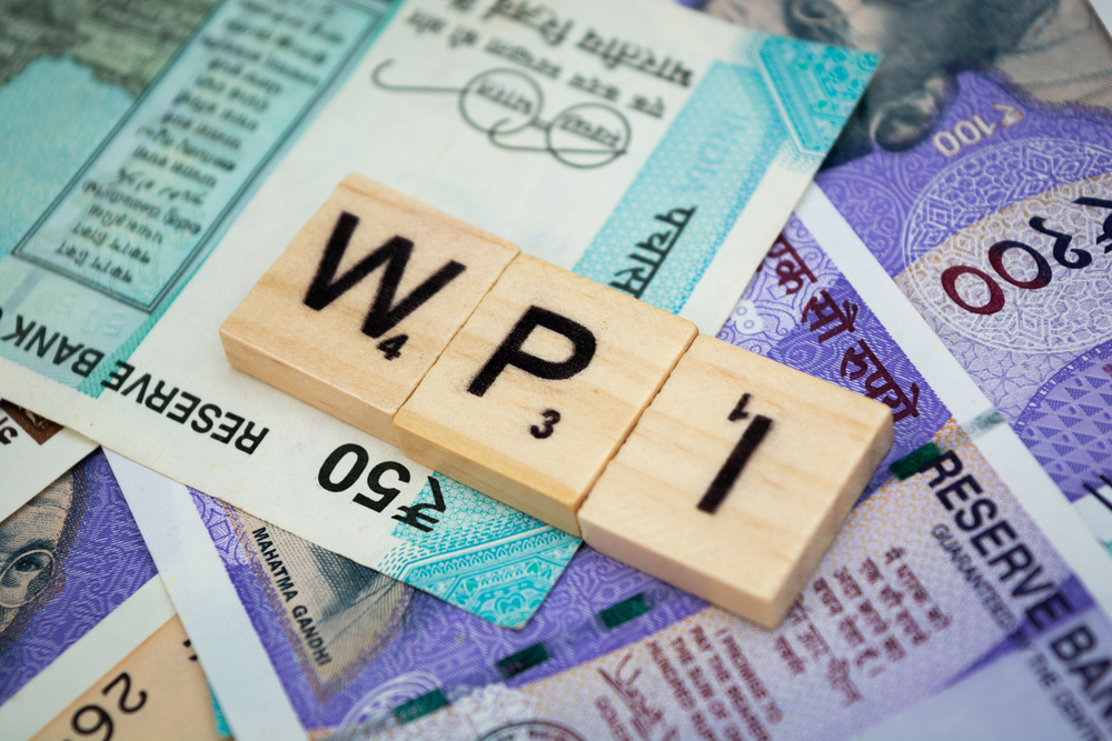 WPI Inflation At 5-Month High Of 0.16% In Aug On Costlier Manufactured Items
