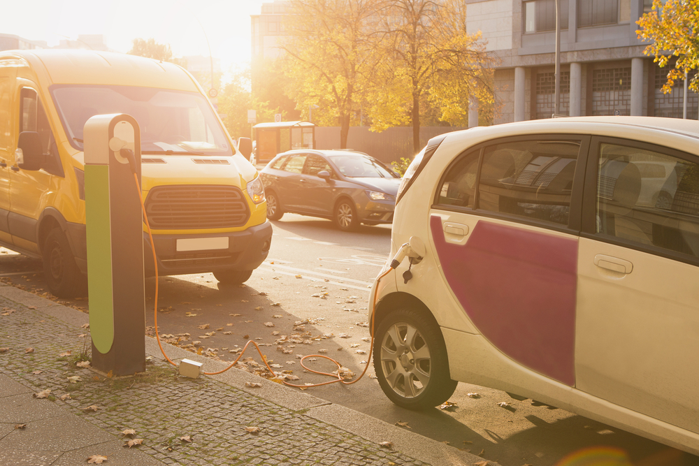 The Future Lies In Shared Mobility And Electric Vehicles
