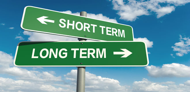 Is it advisable to invest for long-term or short-term mutual funds?