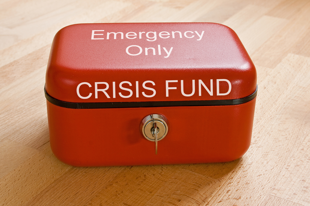A Perfect Time To Build An Emergency Fund