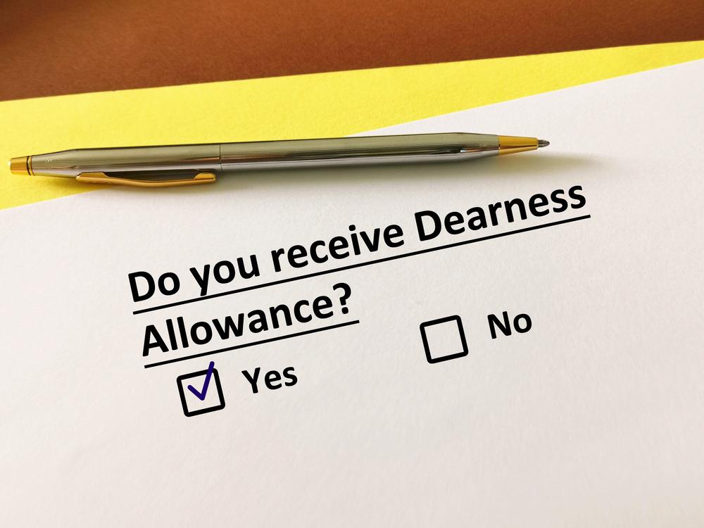Centre Hikes Dearness Allowance by 11%