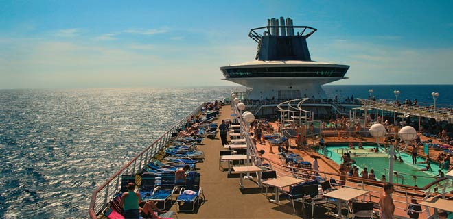 Cruising through the Mediterranean Sea