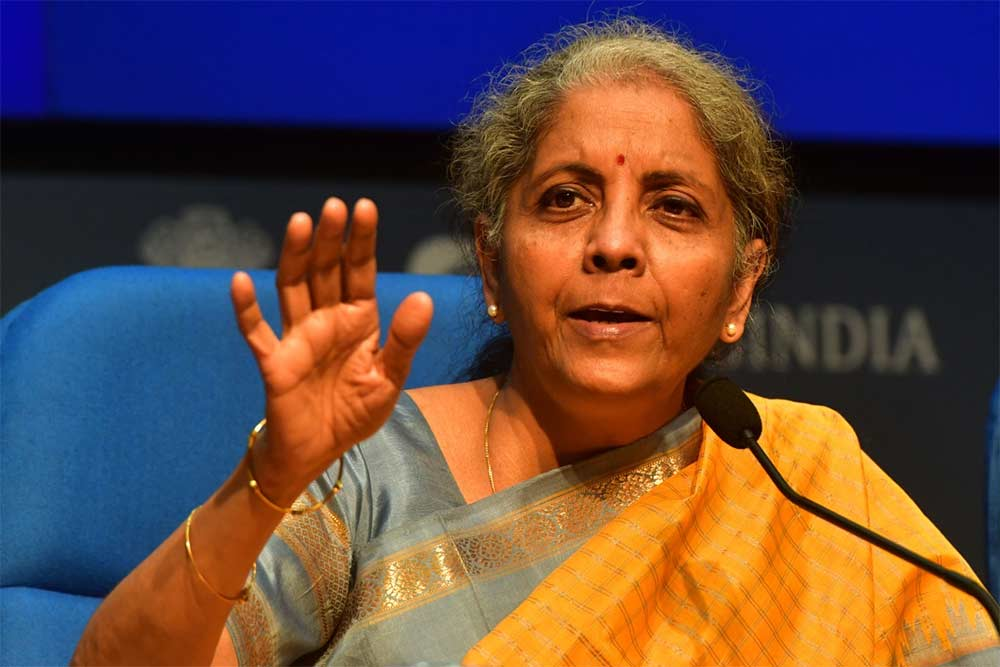 Not All Banks Will Be Privatised, Says Sitharaman