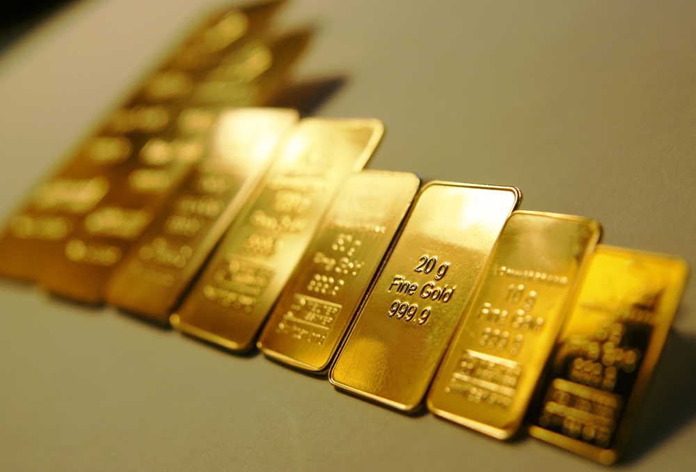Four Reasons Why Gold Prices Are Moving Up
