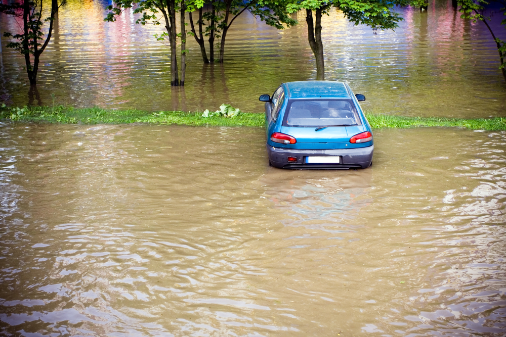 How Motor Insurance Plays An Effective Role For Flood-Damaged Car?