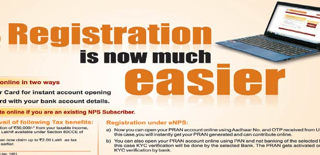NRIs can now join NPS online through eNPS
