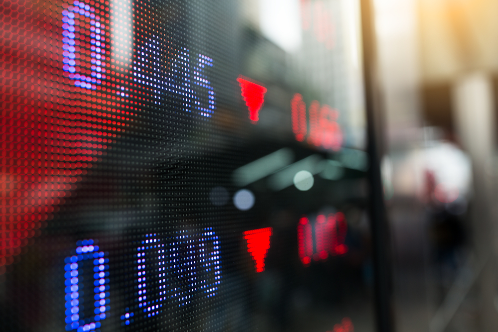 Global Sell-Off Affects Bourses, Sensex Dives 726 Points