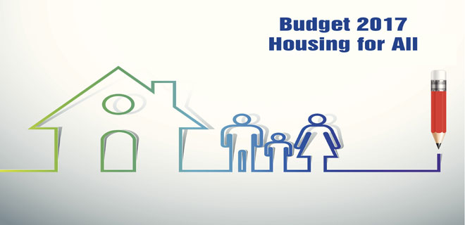 Budget 2017: FM Arun Jaitley moves to bring housing within common man's budget