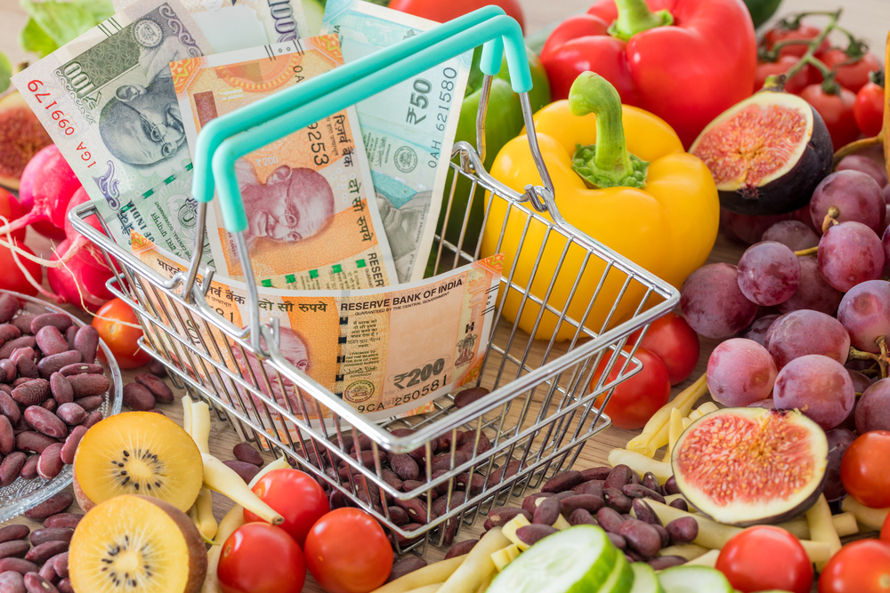 Costly Food Pushes WPI Inflation To 1.32 % In September