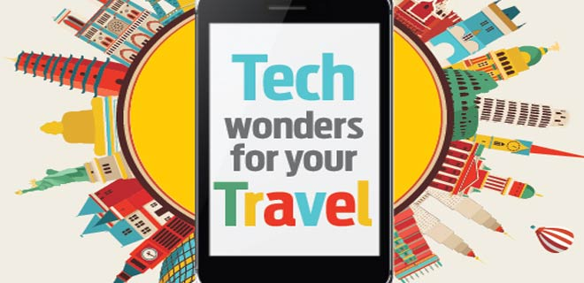Tech Travel wonders for your travel