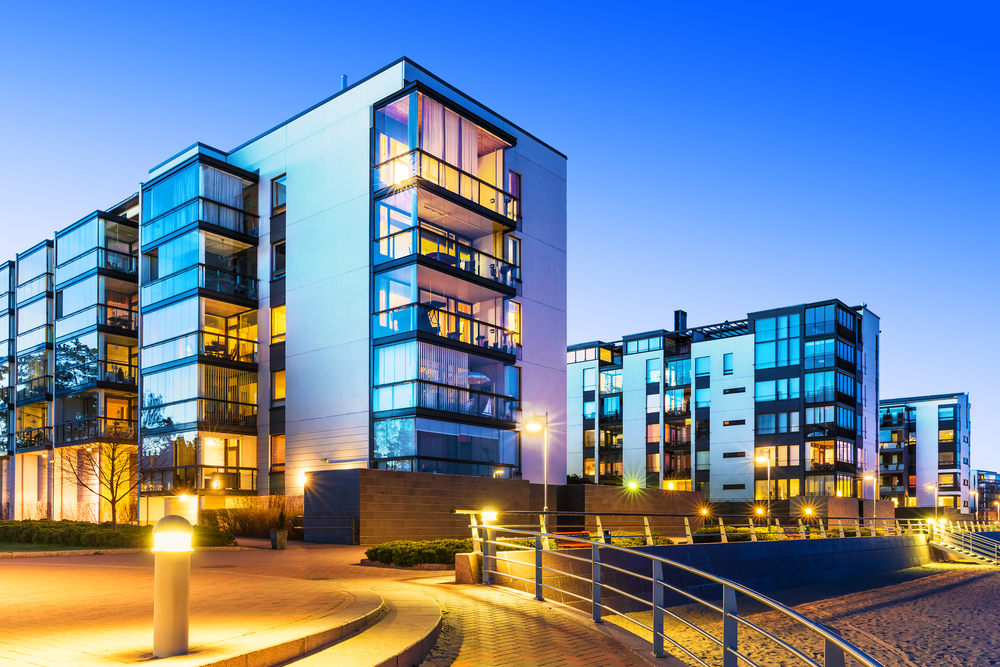 Covid Accelerates Residential Real Estate Trends
