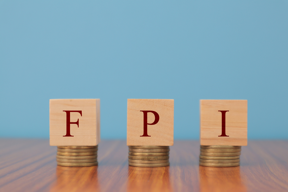 FPIs Remain Equities' Net Buyers  For Sixth Consecutive Month
