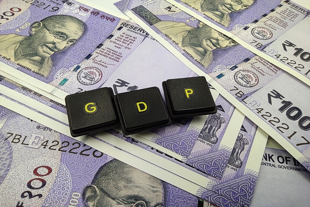 India's GDP May Turn Positive Due To Rise In Public Spending
