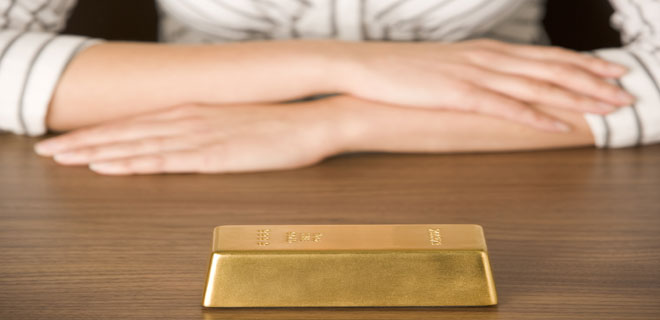 When is the right time to invest in gold fund?