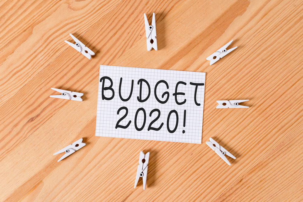 Budget 2020: Taking It Personally