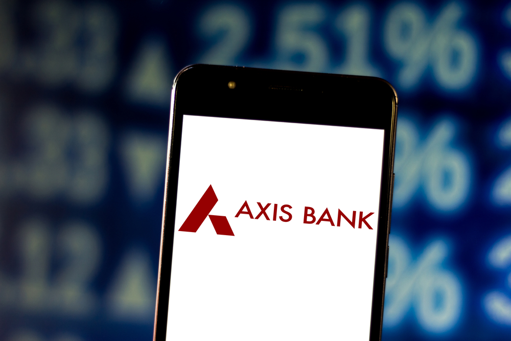 Axis Bank Shares Tank Over 5% After S&P Rating Cut