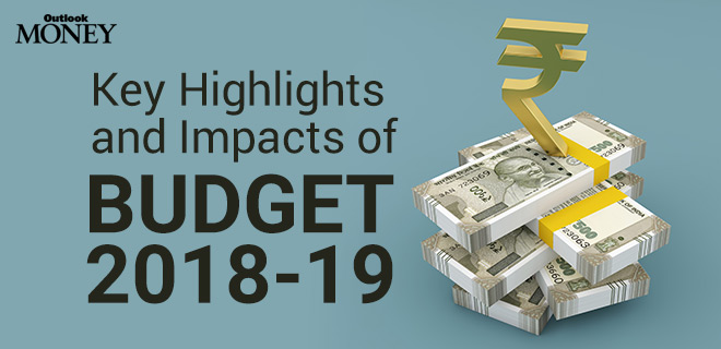 5 key highlights and impact of budget 2018-19