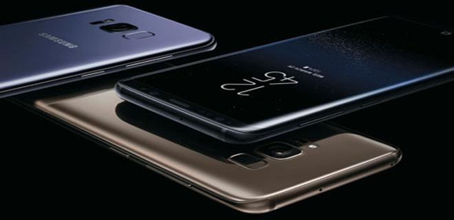 Samsung S8 vs LG G6