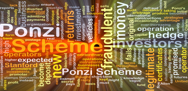 Must know: Reporting Ponzi schemes