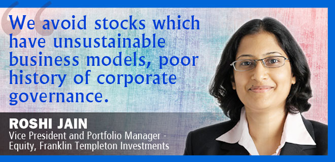 We invest in sustainable growth companies: Roshi Jain