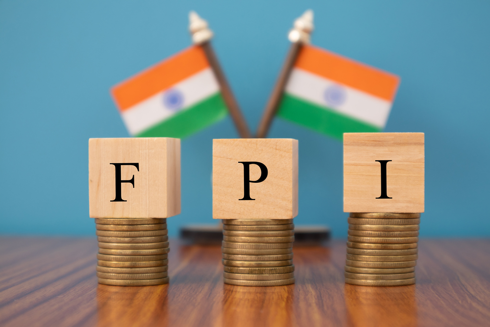 FPIs' Total Holding At Record $592.5 Bn