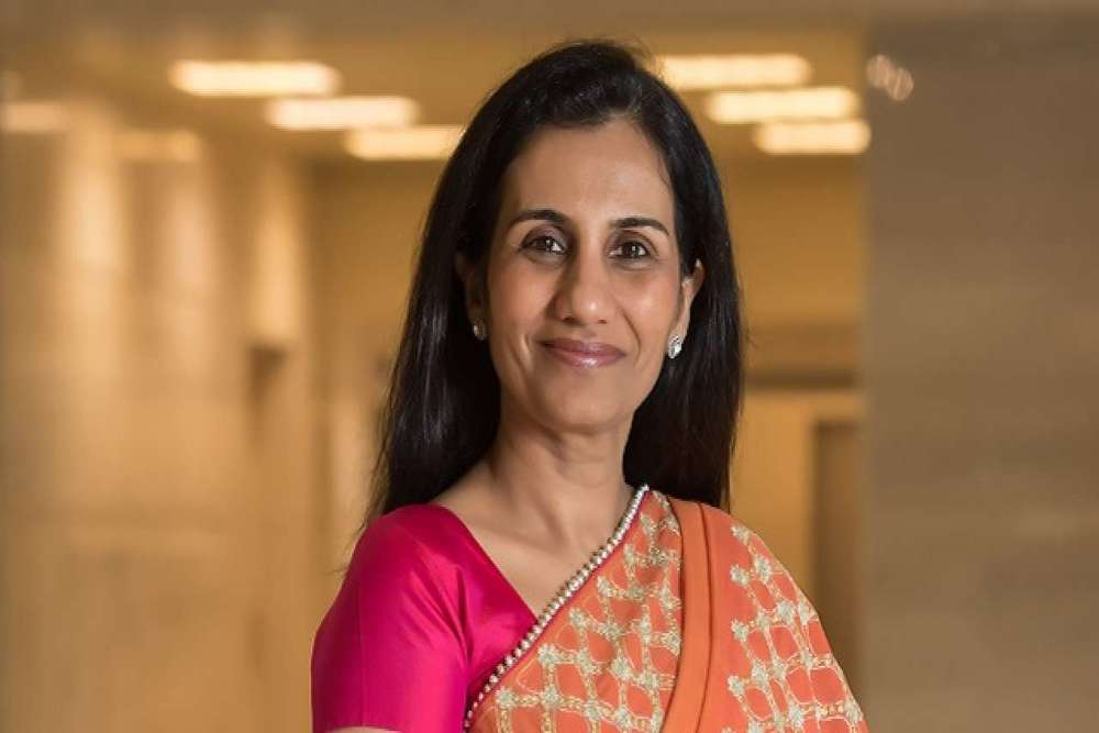 Former ICICI Head Chanda Kochhar Booked by CBI