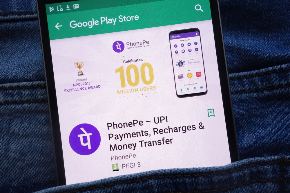 PhonePe Allows Users To Withdraw Cash From Shops