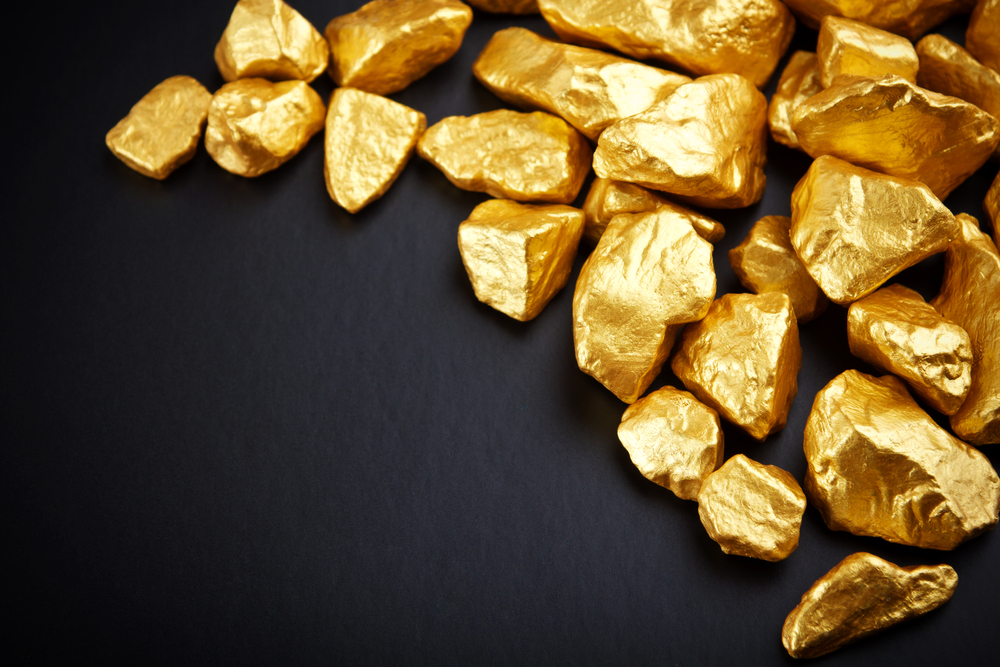 Gold Is Down But Not Out