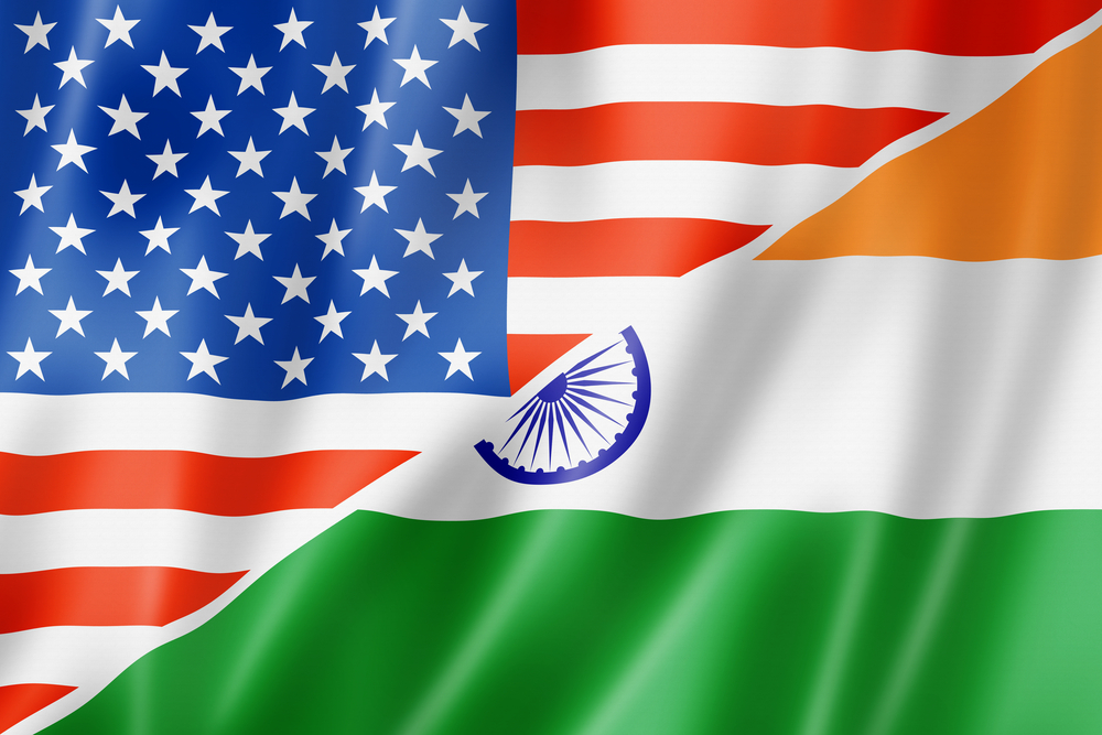 First Consignment of Corona Aid from US Lands in India