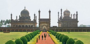 The Ghostly Gumbaz