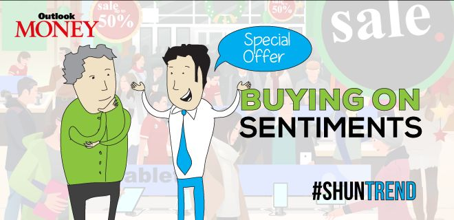 Buying on sentiments